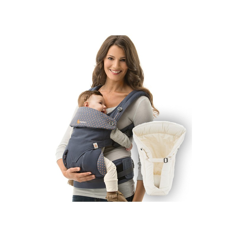 6f98c839d84 Ergobaby 360 carrier and Infant Insert
