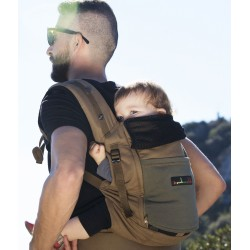 LOVE RADIUS PhysioCarrier (Bundle), Safari/Olive