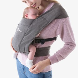 Ergobaby EMBRACE, Heather Grey