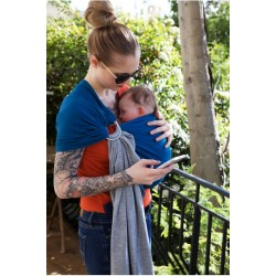 LOVE RADIUS Sling, Chine/Blue