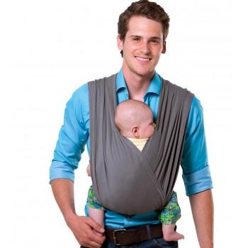 Amazonas Carry Baby topeltmärss,Stone